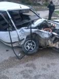Bursa'da Trafik Kazası Açıklaması 2 Yaralı