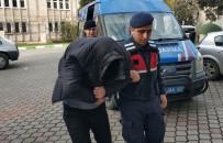 POLİS İMDAT - Eşinin Aracını Yakan Koca Adliyede