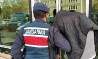 POLİS İMDAT - Eşinin Aracını Yakan Kocaya Adli Kontrol