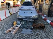 ZEYTINLIK - İzmir'de Trafo Hırsızlığına Jandarma 'Dur' Dedi