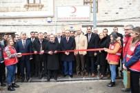 Kızılay'ın Kilis Hizmet Binası Açıldı