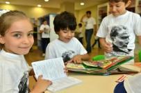 Konyaaltı Belediyesi Kütüphanesinde Kitap Sayısı 20 Bine Ulaştı
