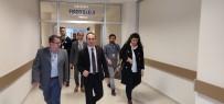 MANYETİK REZONANS - Kuşadası Devlet Hastanesi Yeni MR Cihazına Kavuştu