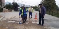 ŞEBEKE HATTI - Mersin'de İçmesuyu Kayıp-Kaçak Tespit Çalışmaları Hız Kazandı