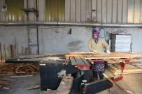 ORMAN İŞÇİSİ - (Özel) Kadınlar Ekmeğini Keresteden Çıkarıyor