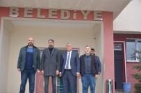 Patnos Gazeteciler Cemiyeti'nden Dedeli Belediyesi'ne Hayırlı Olsun Ziyareti