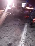 Patnos'ta Trafik Kazası Açıklaması 4 Ölü