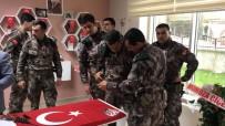 HAREKAT POLİSİ - Şehit Gökhan Osman Karaduman Kütüphanesi Açıldı