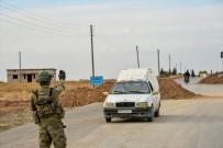 BOMBALI ARAÇ - 'Tel Abyad Ve Rasulayn'da Toplam 41 Yol Kontrol Noktası Oluşturuldu'