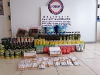 SAHTE İÇKİ - Yılbaşı Öncesi Sahte İçki Operasyonu