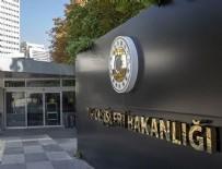 ABD'li Büyükelçi Dışişleri'ne çağrıldı
