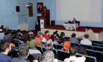 Ağrı İbrahim Çeçen Üniversitesi'nde  'Anne Sütü Ve Emzirme Danışmanlığı Eğitimi' Düzenlendi