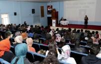Ağrı İbrahim Çeçen Üniversitesi'nde 'Sosyal Medya'nın Obezite Üzerine Etkileri' Konferansı Düzenlendi