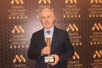 Akdeniz Belediyesi'nin Projesine, 'Türkiye Altın Marka' Ödülü