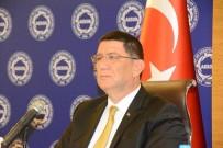 SİCİL AFFI - Antalya'da Esnafın Sicil Affı Beklentisi