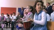 Ataşehir'deki İlk Ve Ortaokullarda Örnek Proje Açıklaması 'Ben De Varım'