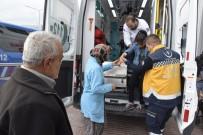 Burdur'a Gıda Zehirlenmesi Şüphesiyle 9 Öğrenci Hastanelik Oldu