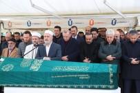 Cumhurbaşkanı Erdoğan aile dostunun cenaze namazına katıldı
