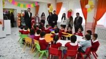 Doğubayazıt'ta Minik Öğrenciler İçin Yapılan Modern Ana Sınıfı Açıldı