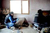 Giresun'da Metruk Binalara Narkotik Operasyonu