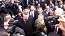 KAYSERI TICARET ODASı - Hazine Ve Maliye Bakanı Albayrak Kayseri'de İş İnsanlarıyla Buluştu Açıklaması (2)