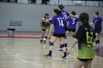 AKSARAY BELEDİYESİ - Hentbol Kadınlar Türkiye Kupası Açıklaması Üsküdar Belediyesi Açıklaması 37 - Elazığ Sosyal Yardımlaşma Açıklaması 24