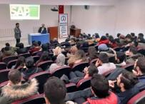 DİKEY GEÇİŞ SINAVI - Hisarcık MYO'Da Sertifika Programı Tanıtımı