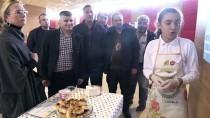Köy Çocukları Hazırladıkları Yiyeceklerin Sunumunu İngilizce Yaptı