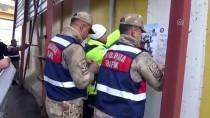 Muş'ta Sürücülere Kış Tedbirleri Kapsamında Broşür Dağıtıldı