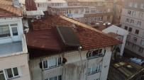 Şişli'de 6 Katlı Binanın Çatı Katında Çökme Açıklaması 3 Yaralı