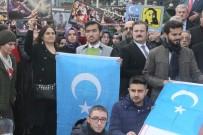 İNSANLIK SUÇU - STK'lardan Çin'e 'Doğu Türkistan' Tepkisi