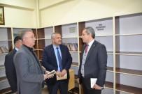 Tosya'da 8 Okula Kütüphane Açıldı