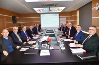 MEHMET SIYAM KESIMOĞLU - TRAKYAKA Yönetimi Aralık Ayı Yönetim Kurulu Toplantısı