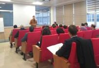 Üniversitede  Bilgilendirme Toplantısı Yapıldı