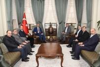 Vali Soytürk ÖNDER Derneği Genel Başkanı Çal İle Bir Araya Geldi