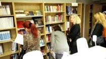 BRÜKSEL - Yunus Emre Enstitüsünden Brüksel'de Türkçe Kütüphane