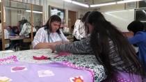 Atık Kumaşlar Ağrılı Kızların Elinde Yeniden Hayat Buluyor