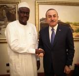 DÜNYA EKONOMİK FORUMU - Bakan Çavuşoğlu, Katar Dışişleri Bakanı El Thani İle Görüştü