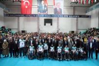 Bakan Kasapoğlu Açıklaması 'Bağcılar Spor Şehri Olma Noktasında Çok İleride'