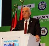 ALI EKBER - Başkan Gürün Açıklaması 'Madencilik Yasası Revize Edilmeli'