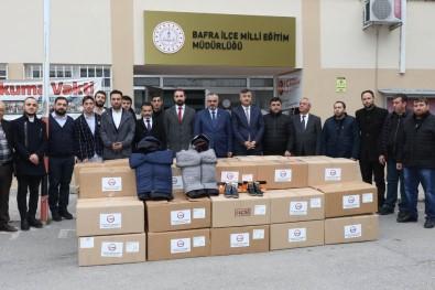 Başkan Kılıç Açıklaması 'Genç Bafralıların Yardımı Yüz Güldürecek'