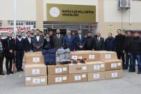 KOCABAŞ - Başkan Kılıç Açıklaması 'Genç Bafralıların Yardımı Yüz Güldürecek'
