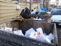 Çöp Konteynırında Yüzlerce Kutu İlaç Bulundu