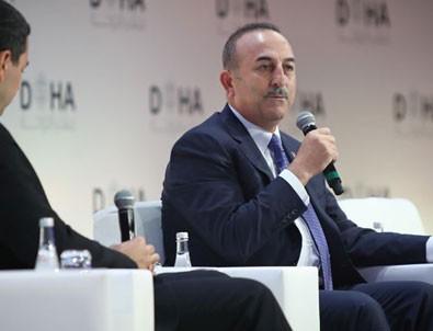 Dışişleri Bakanı Çavuşoğlu: 'Yaptırımlar ve tehditkar dil asla işe yaramaz'