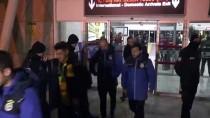ALI PALABıYıK - Fenerbahçe Kafilesi Sivas'a Geldi