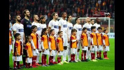 Galatasaray-MKE Ankaragücü Maçından Notlar