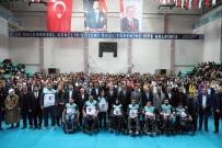 Gençlik Ve Spor Bakanı Kasapoğlu Açıklaması 'Bağcılar Spor Şehri Olma Noktasında Çok İleride'