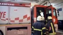 KURTARMA EKİBİ - Gönüllü İtfaiyecilerden Yangın Söndürme Tatbikatı