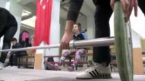 KIZ KARDEŞ - Halterci Üç Kız Kardeşin Gözü Dünya Şampiyonluğunda