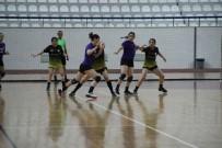 AKSARAY BELEDİYESİ - Hentbol Kadınlar Türkiye Kupası Açıklaması Üsküdar Belediyesi Açıklaması 34 - Aksaray Belediyesi Açıklaması 22